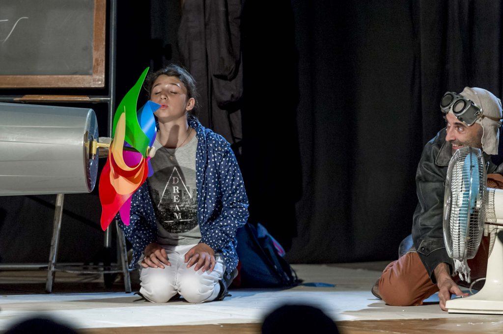 Ali Teatro Impiria Castelletti Saint-Exupery Modus Verona