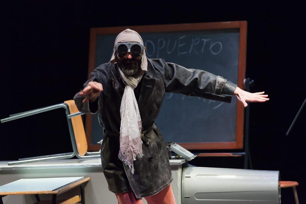 Teatro Impiria Ali Modus Verona Castelletti Saint-Exupery