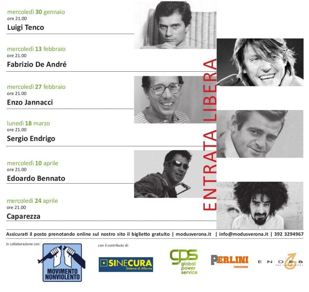Coltivo una rosa bianca 18-19 - Teatro Modus Verona - Castelletti