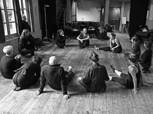 workshop teatro verona - ilaria drago - modus