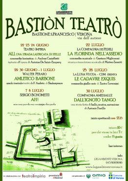 Bastion Teatro Impiria Modus Verona