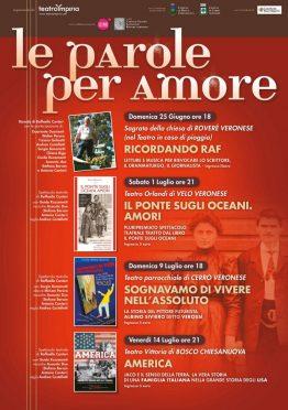 Le parole per amore Teatro Impiria Modus Verona