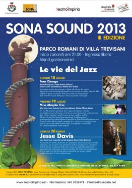 Loc SONA SOUND 2013 Impiria Modus Verona