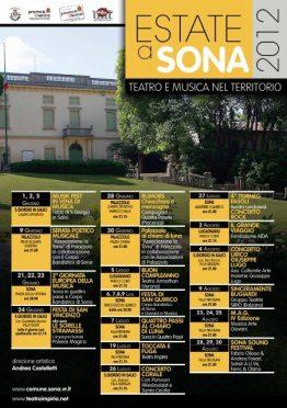 Sona estate 2012 impiria Modus Verona