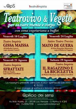 Teatro Vivo e Vegeto Impiria Modus Verona