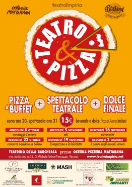 loc Teatro Pizza Impiria Modus Verona