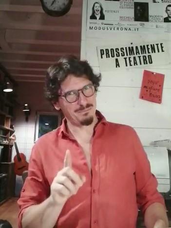 Ma che ce frega Andrea Castelletti Teatro Modus Verona
