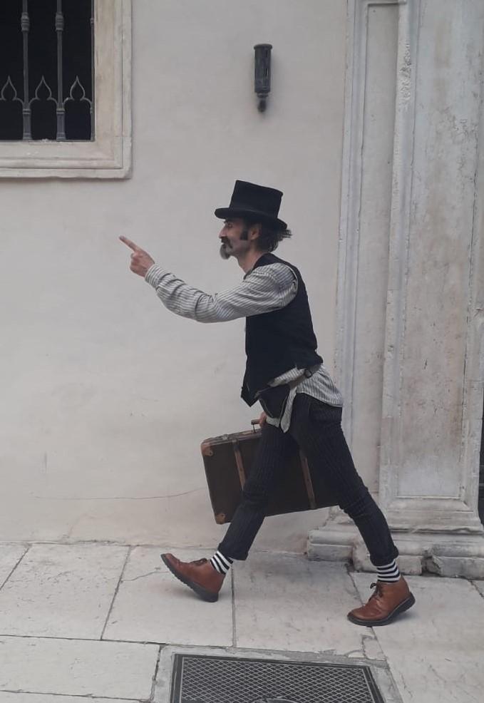 Sergio Bonometti Modus AH Teatro Spritz Verona